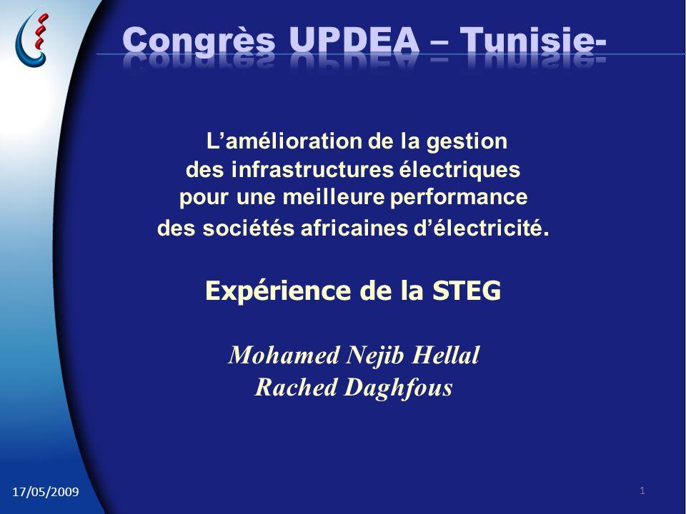 Congrès UPDEA – Tunisie-