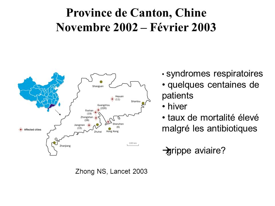 Province de Canton, Chine