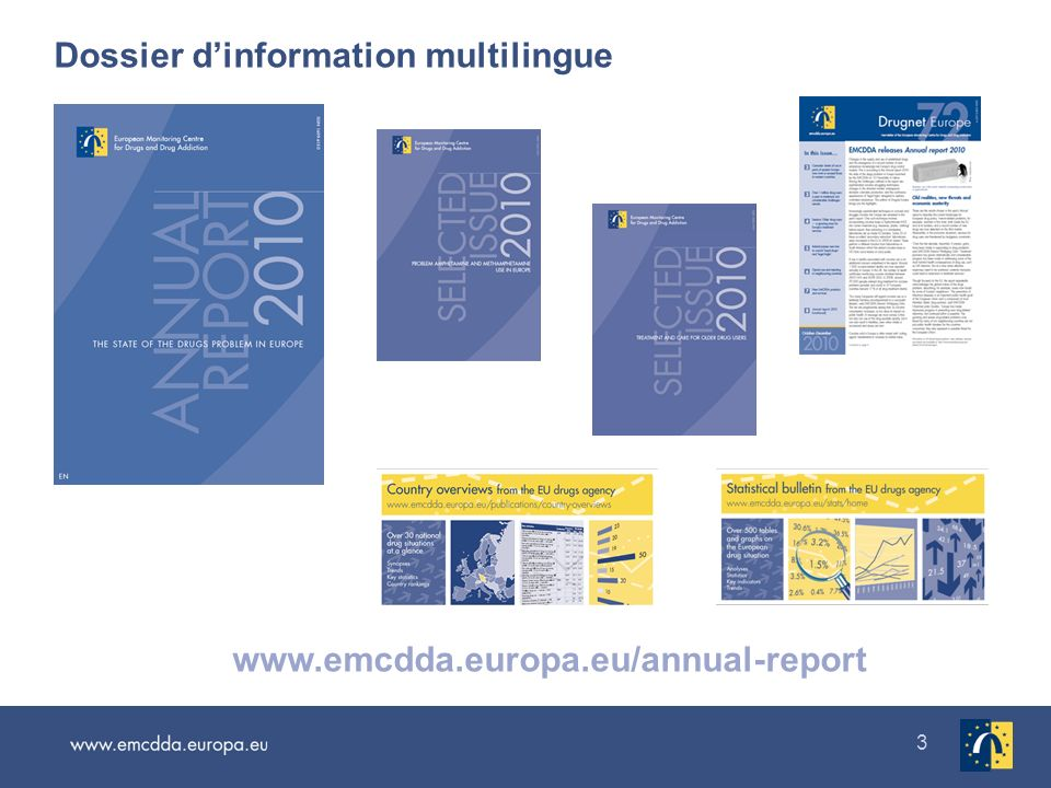Dossier d'information multilingue