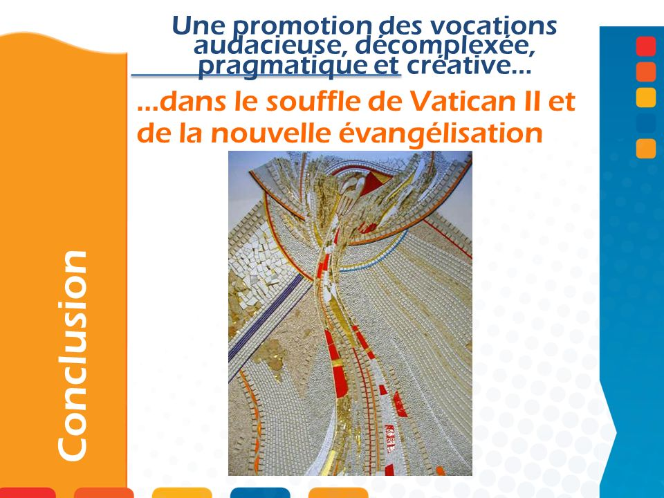 …dans le souffle de Vatican II et de la nouvelle évangélisation