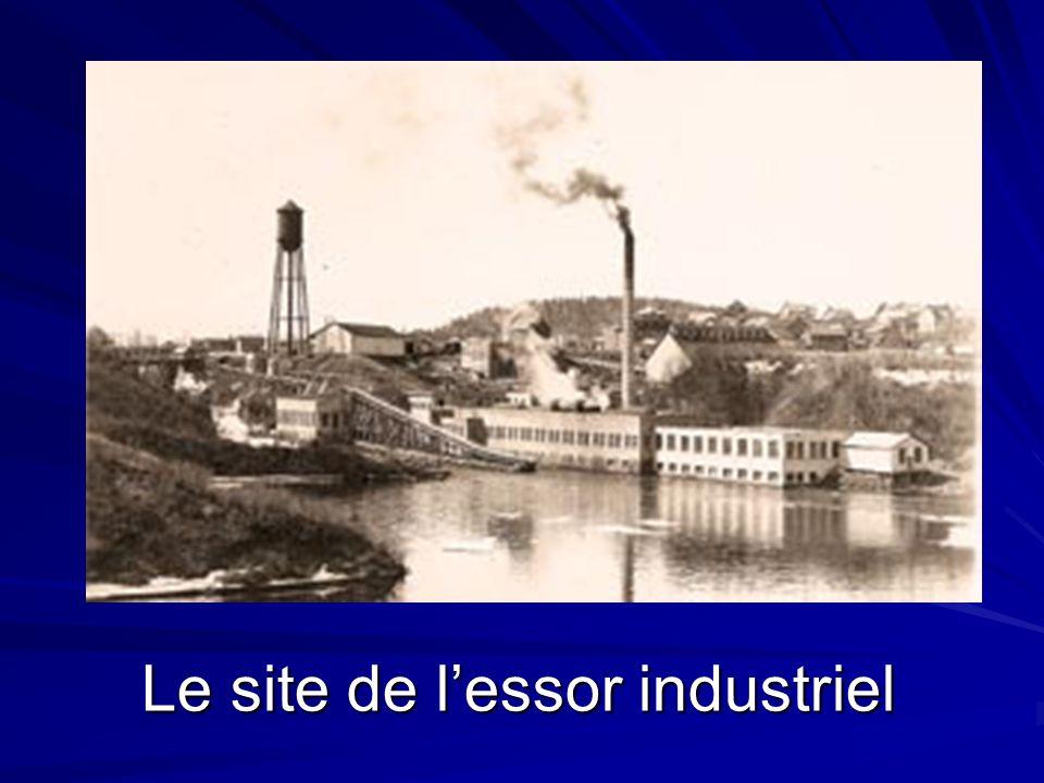 Le site de l'essor industriel