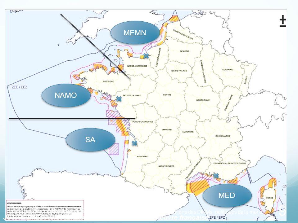 MEMN NAMO. SA. MED. JST CETMEF - 3 décembre 2012 - PMI et mise en oeuvre française.