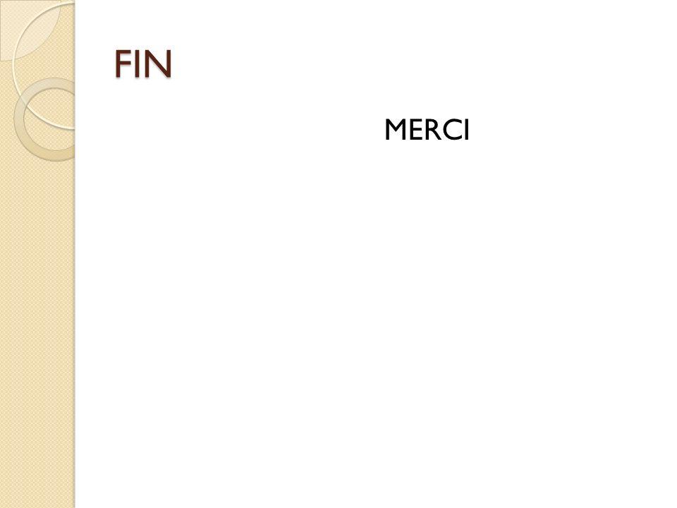 FIN MERCI