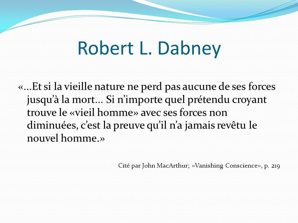 Robert L. Dabney