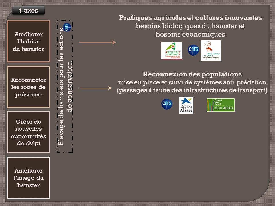 Pratiques agricoles et cultures innovantes