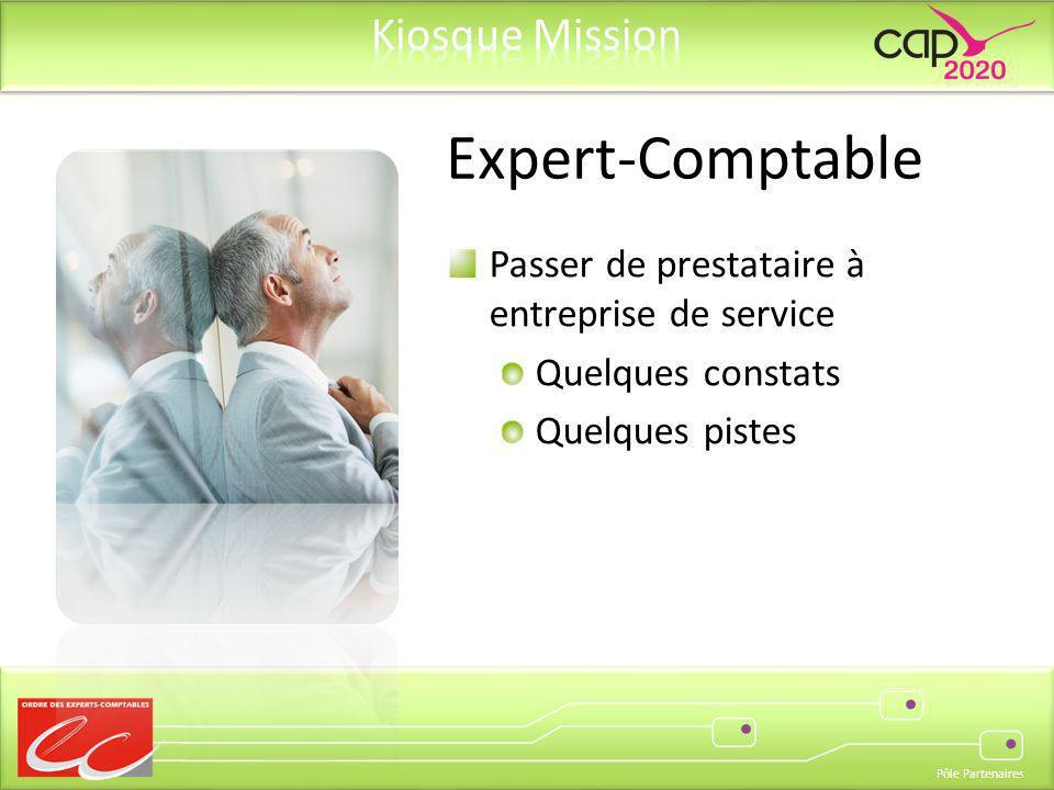 Expert-Comptable Passer de prestataire à entreprise de service