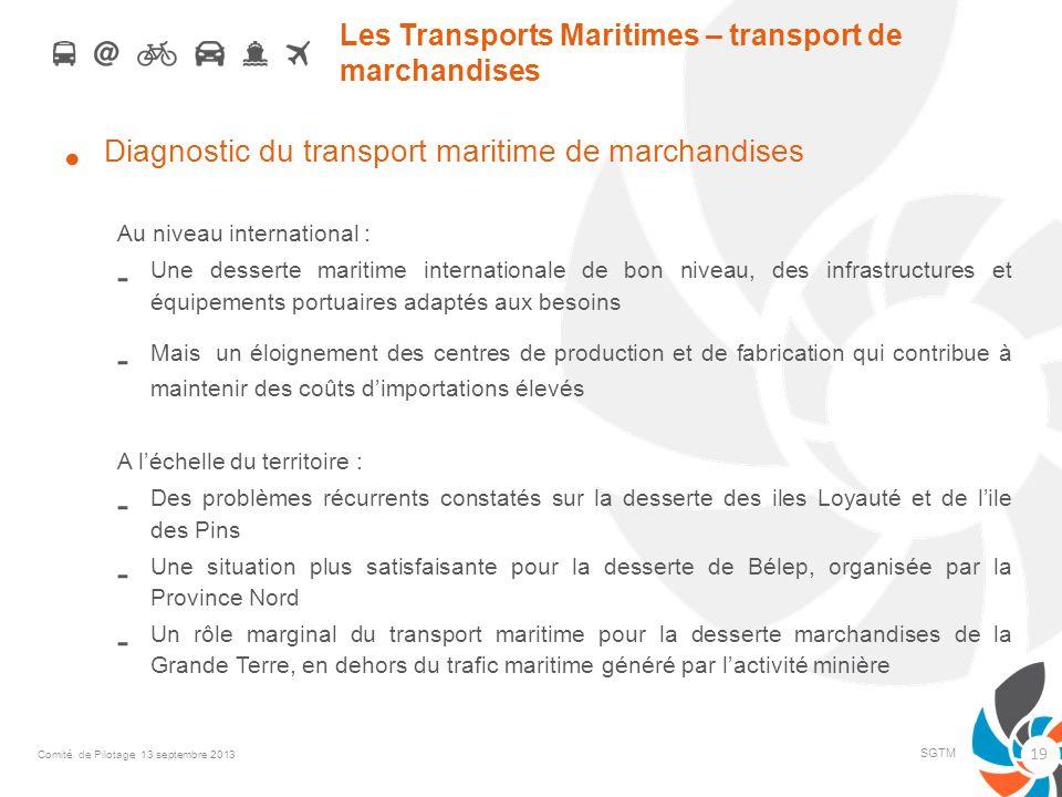 Les Transports Maritimes – transport de marchandises