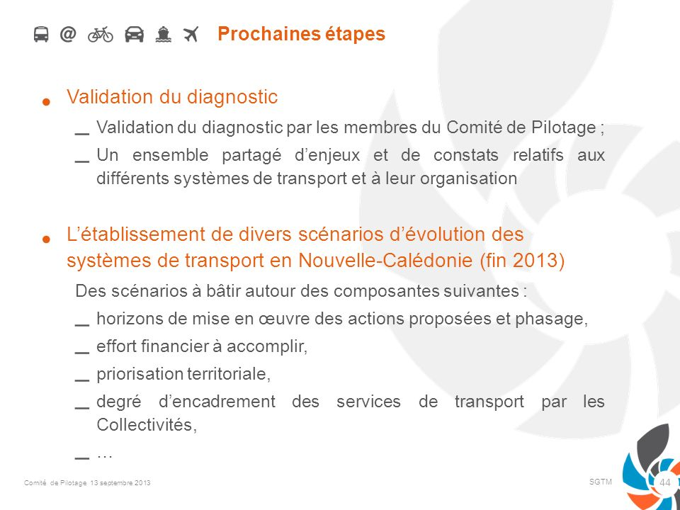 Validation du diagnostic