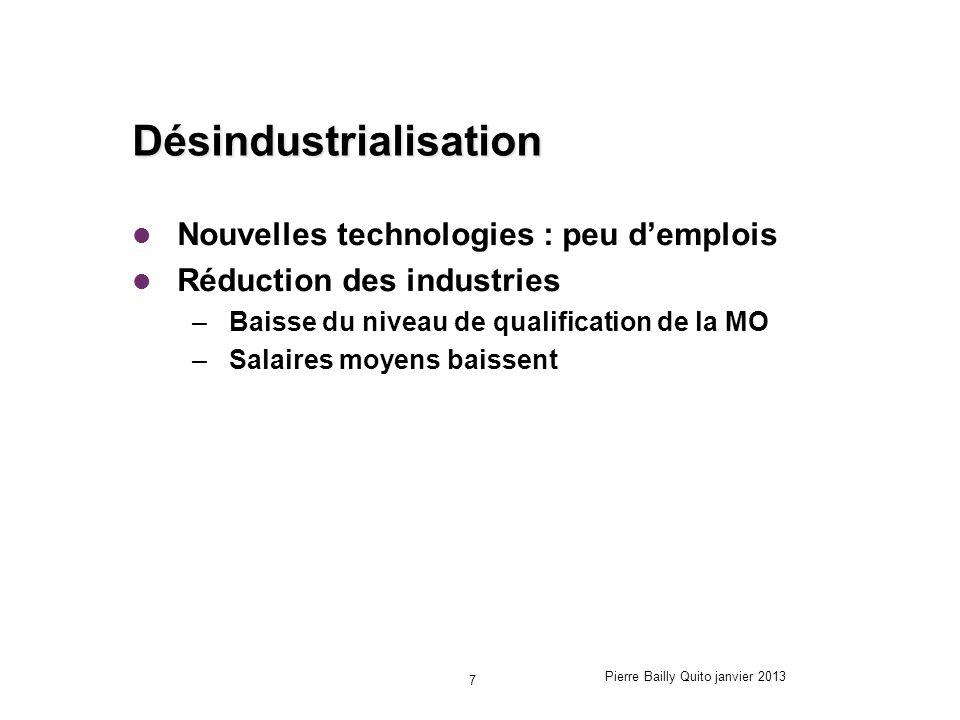 Désindustrialisation
