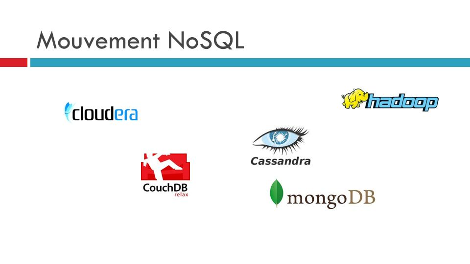 Mouvement NoSQL