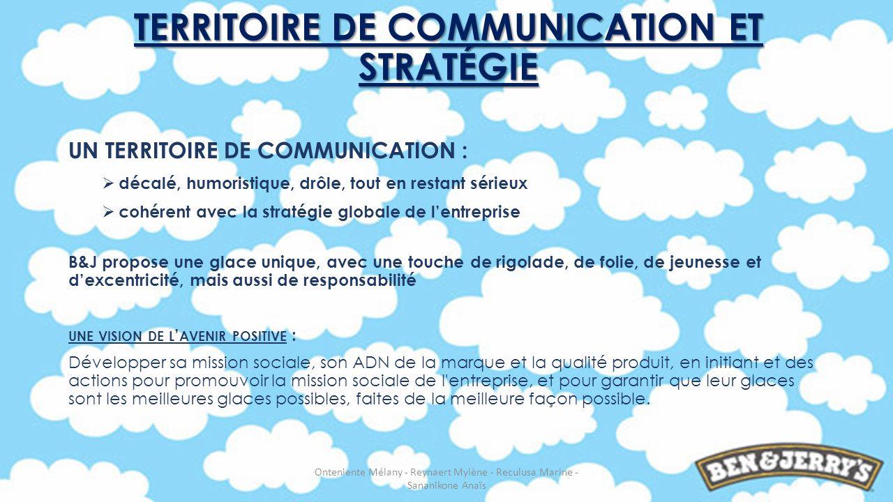 TERRITOIRE DE COMMUNICATION ET STRATÉGIE