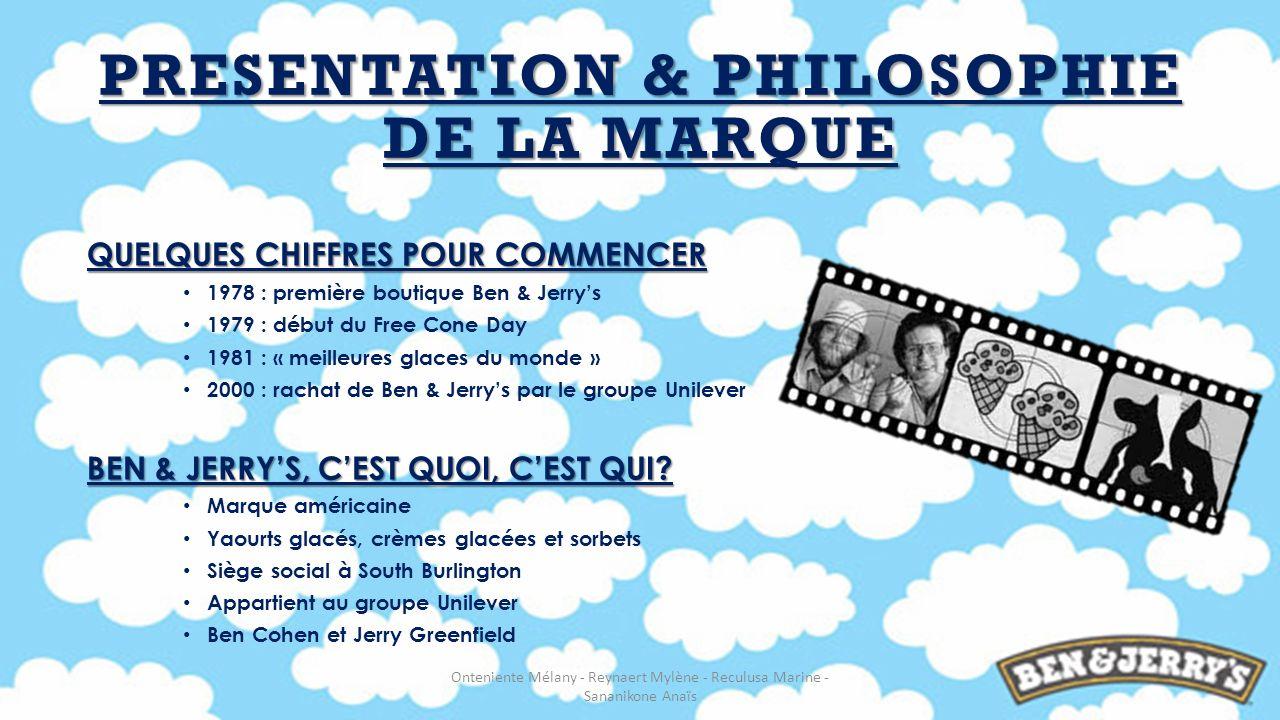 PRESENTATION & PHILOSOPHIE DE LA MARQUE