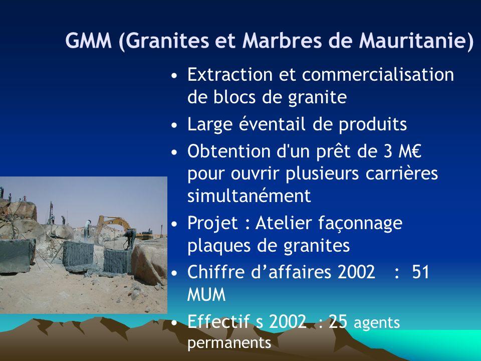 GMM (Granites et Marbres de Mauritanie)