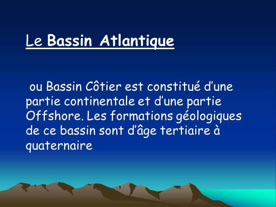 Le Bassin Atlantique