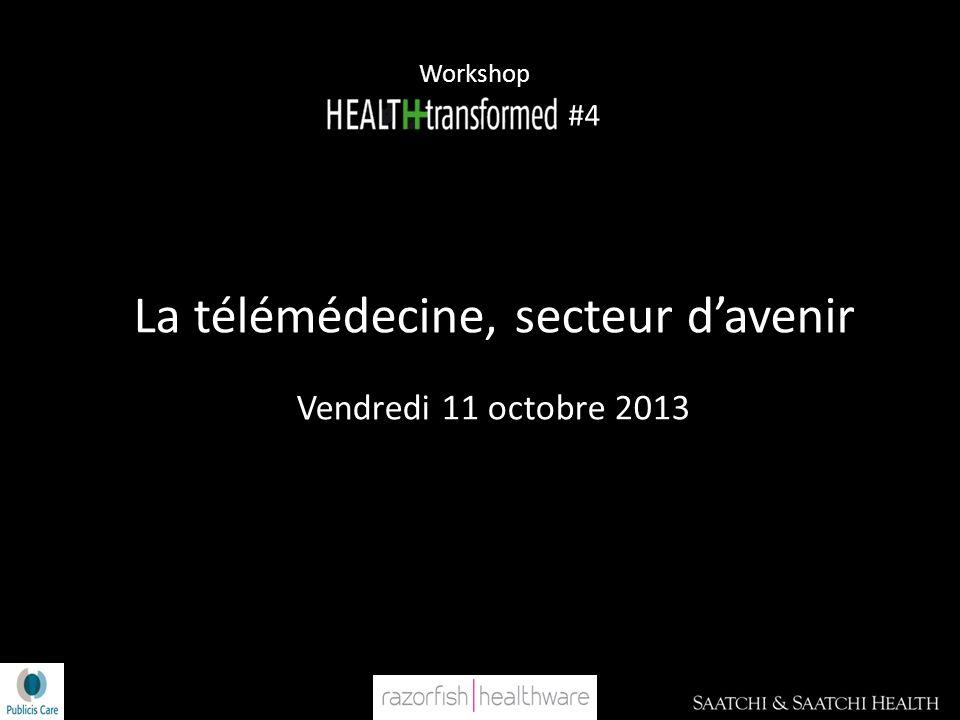La télémédecine, secteur d'avenir