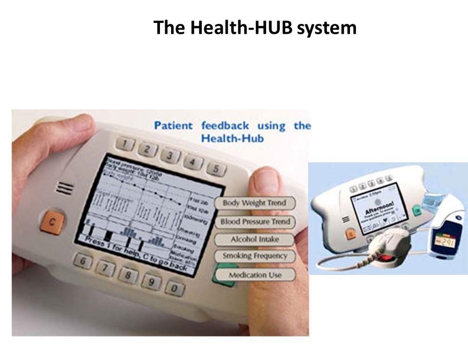 The Health-HUB system