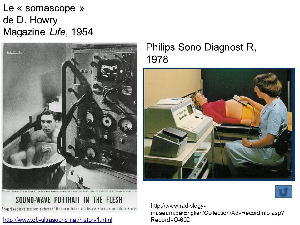 Philips Sono Diagnost R, 1978