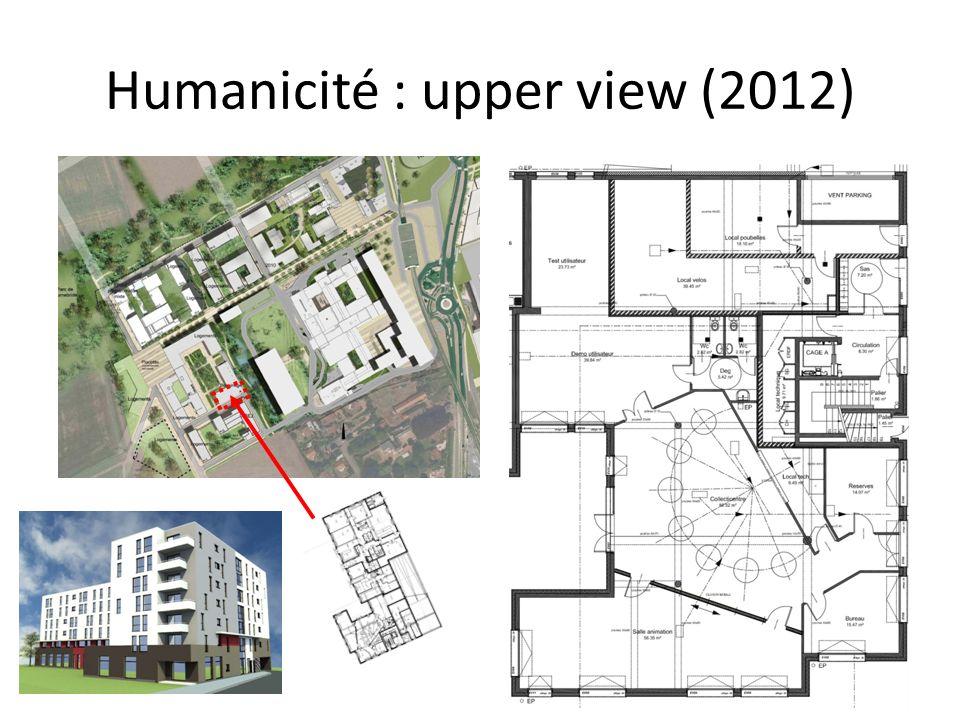 Humanicité : upper view (2012)