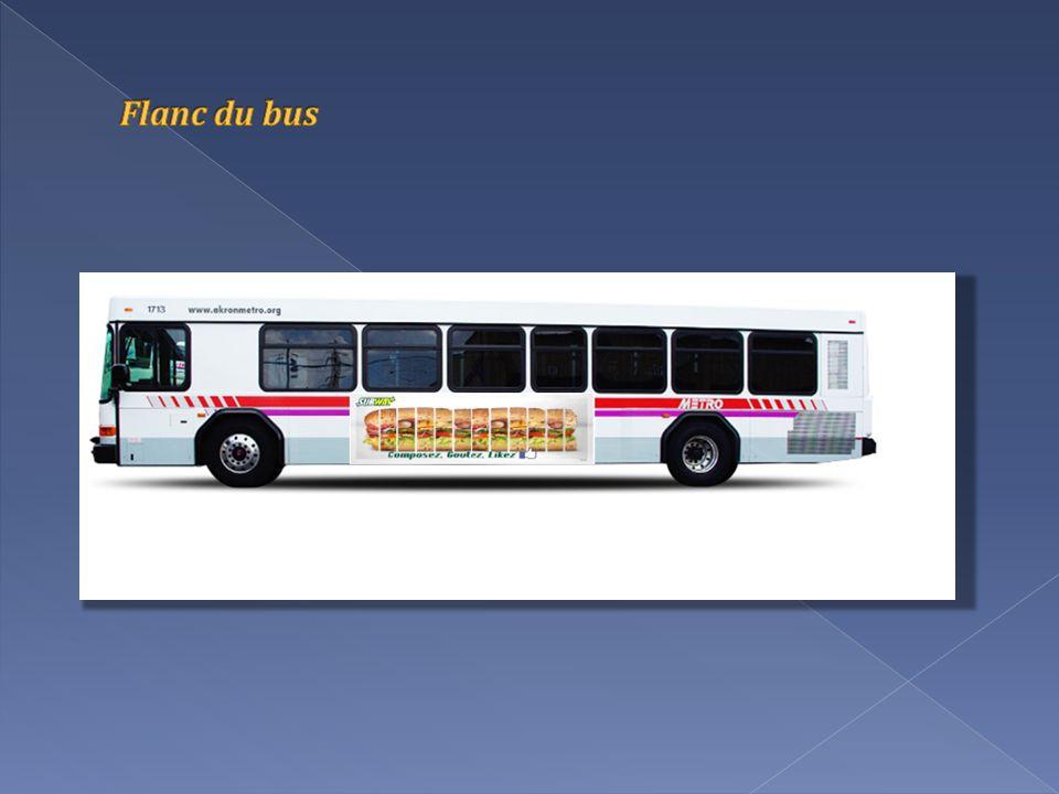 Flanc du bus