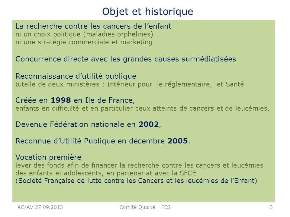 Objet et historique La recherche contre les cancers de l'enfant