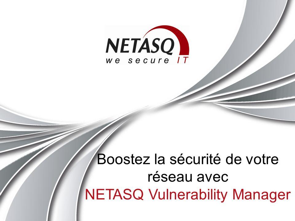Boostez la sécurité de votre réseau avec NETASQ Vulnerability Manager