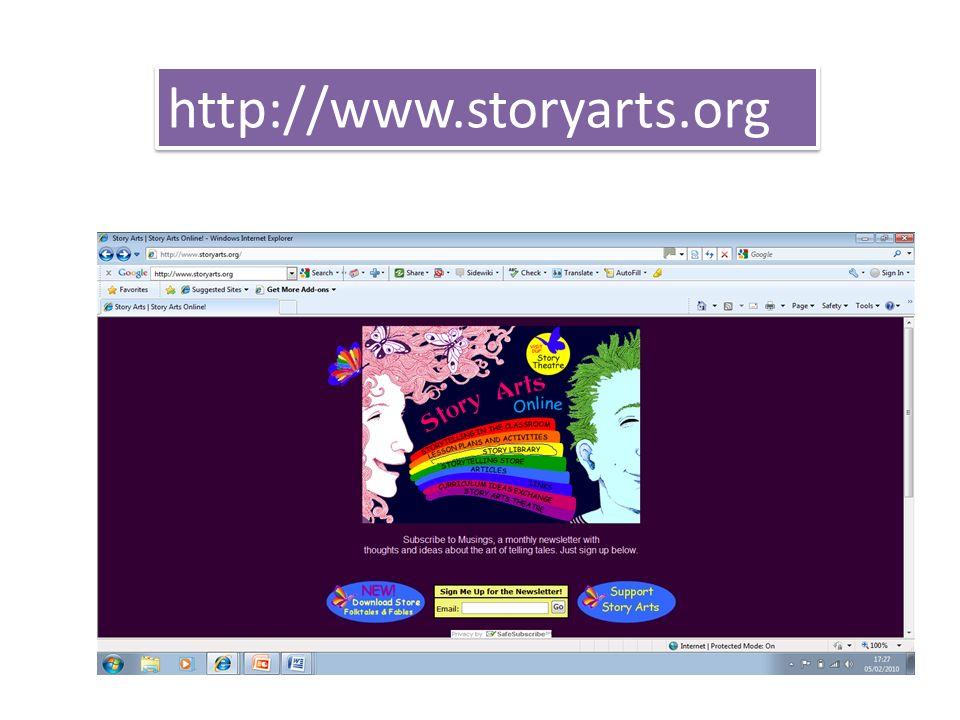 http://www.storyarts.org