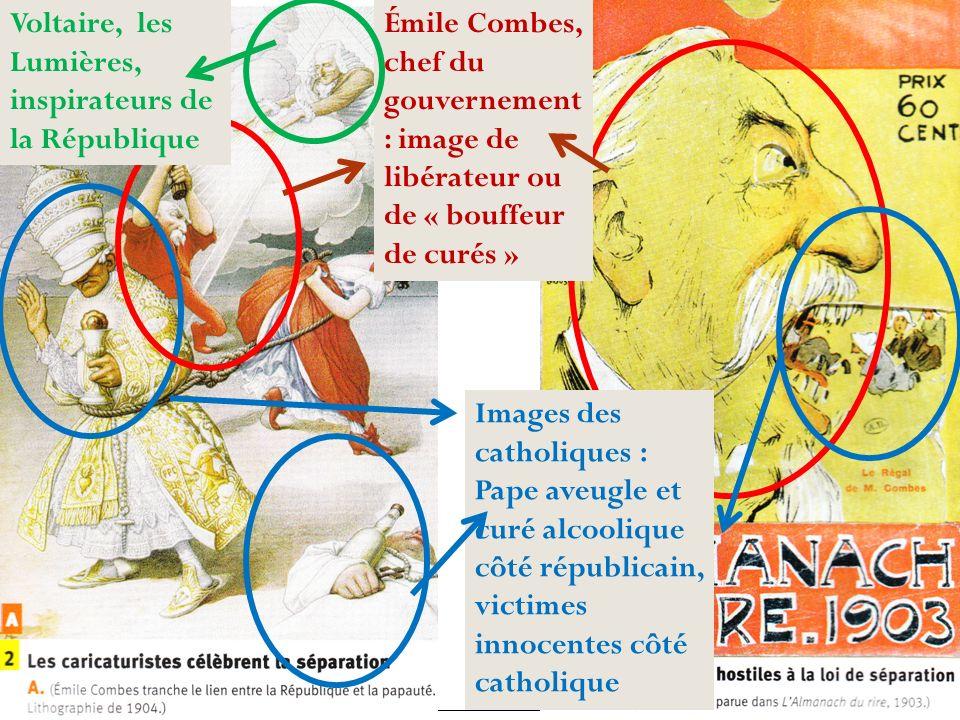 Voltaire, les Lumières, inspirateurs de la République
