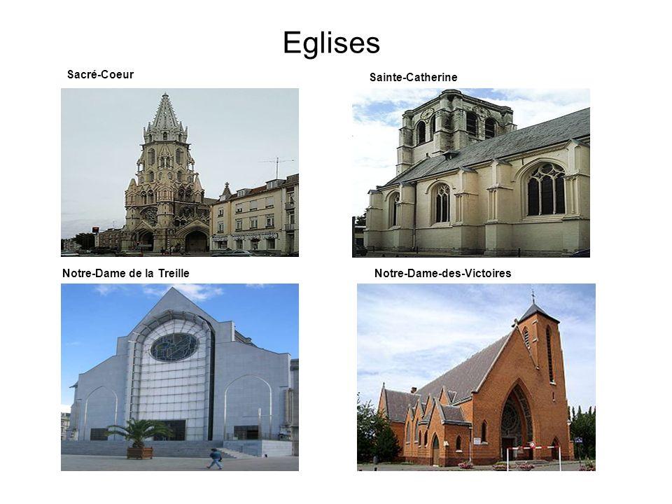 Notre-Dame de la Treille Notre-Dame-des-Victoires