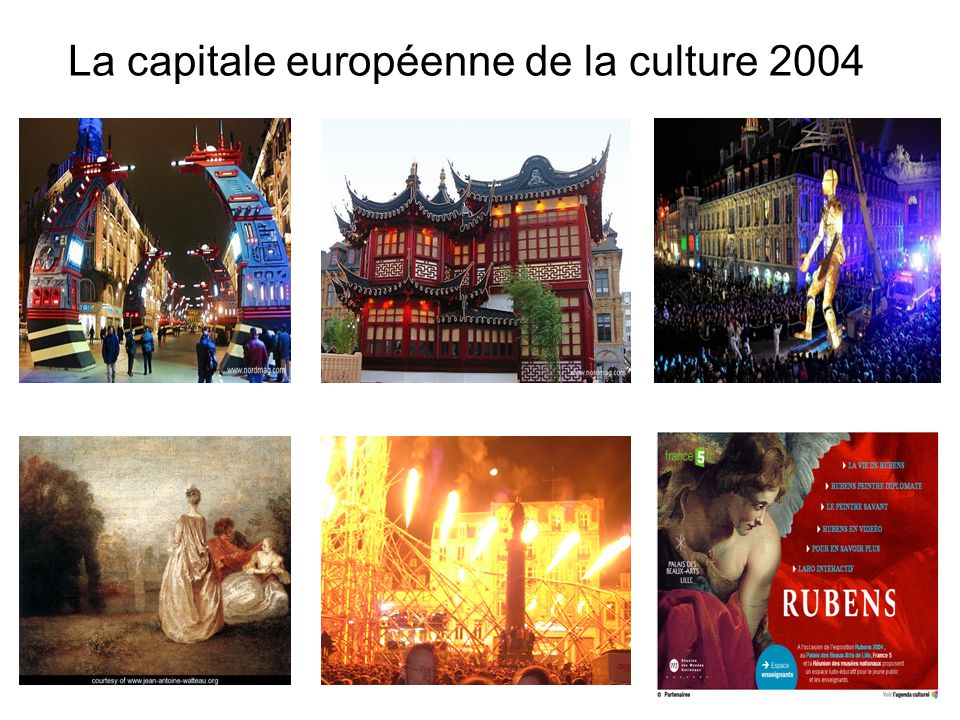 La capitale européenne de la culture 2004