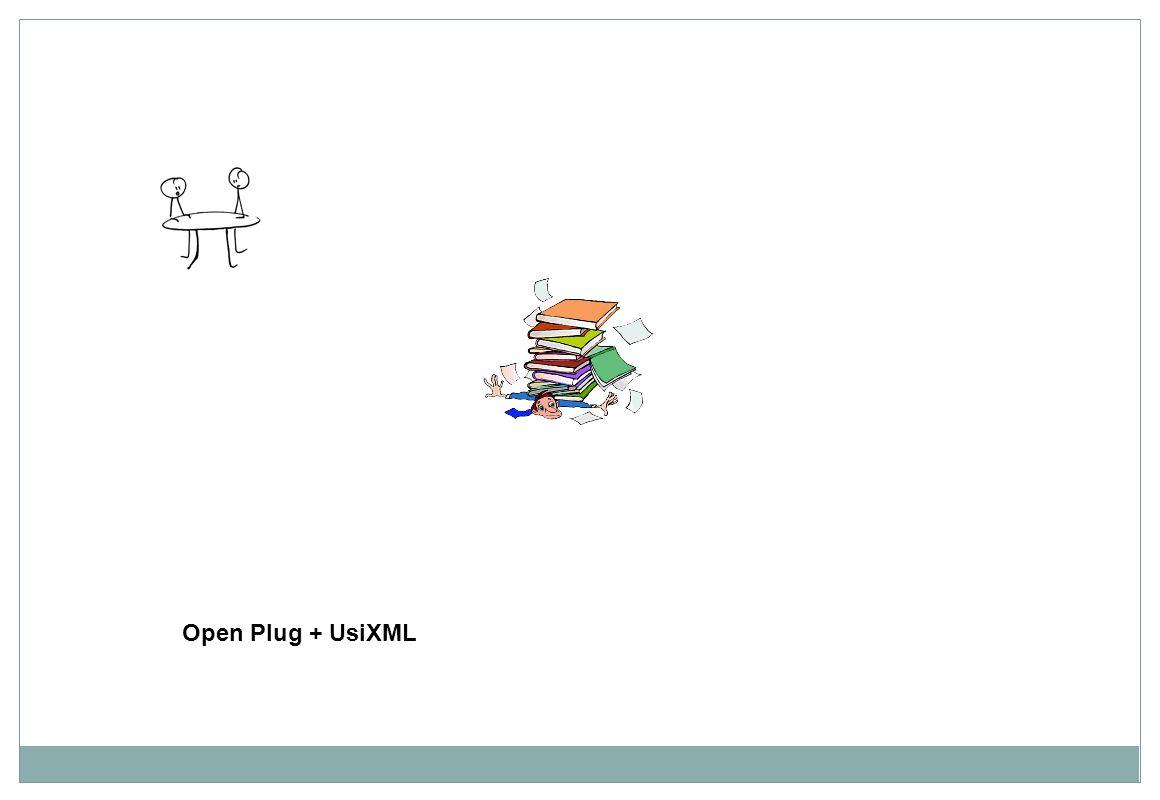 Open Plug + UsiXML