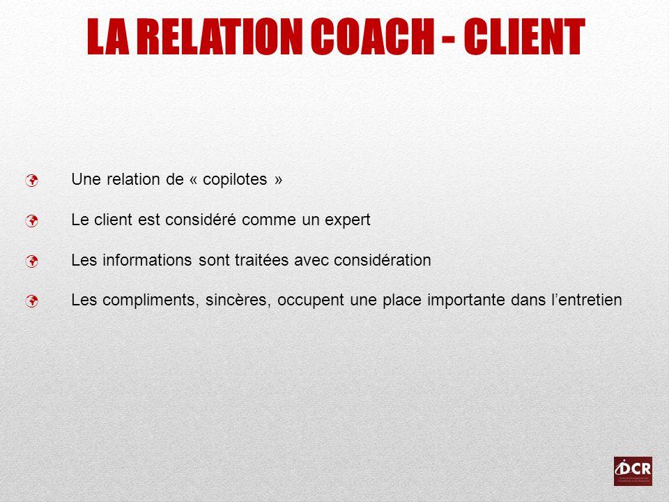 LA RELATION COACH - CLIENT