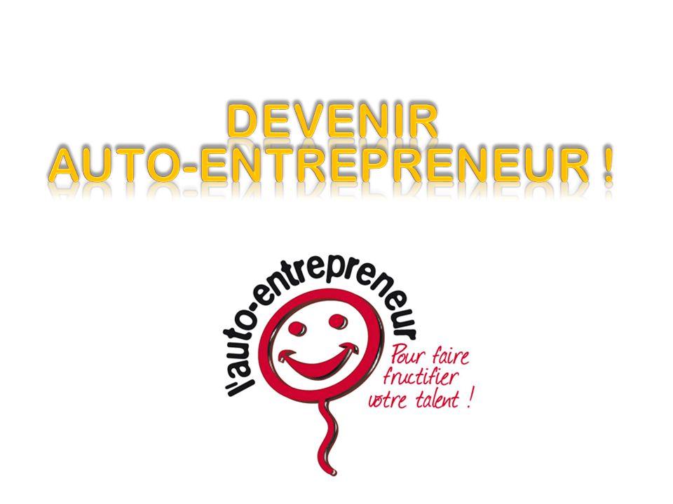 Devenir auto-entrepreneur !