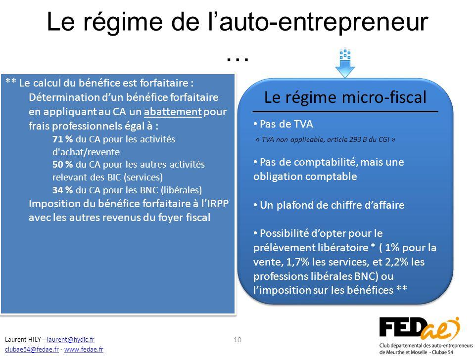 Devenir auto entrepreneur ppt video online t l charger - Plafond non utilise pour les revenus de 2012 ...