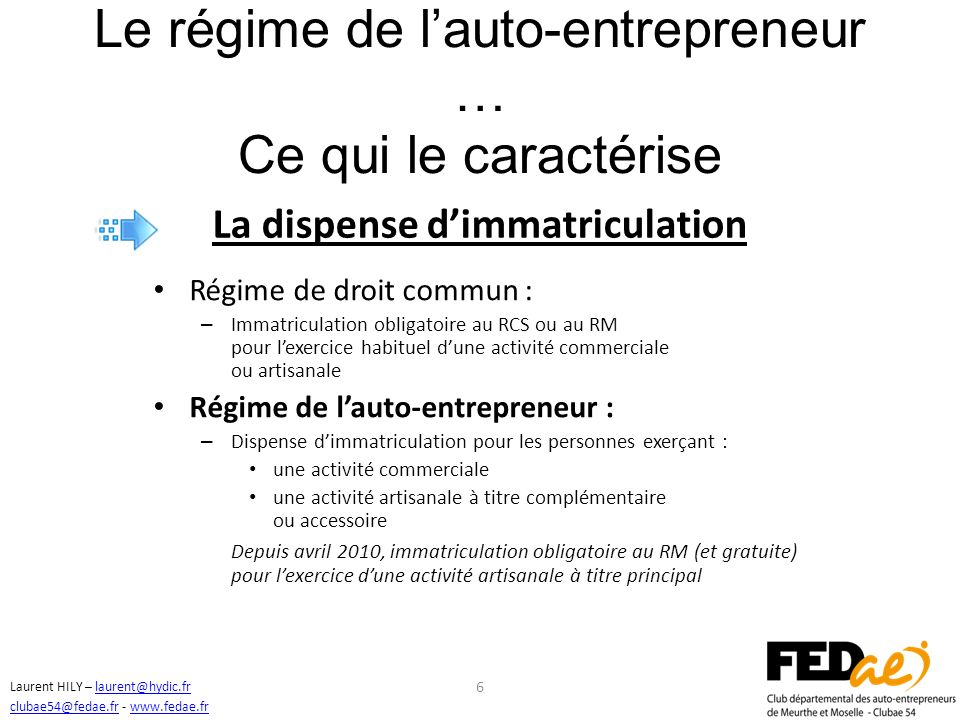 Devenir auto entrepreneur ppt video online t l charger for Auto entrepreneur idees qui marchent