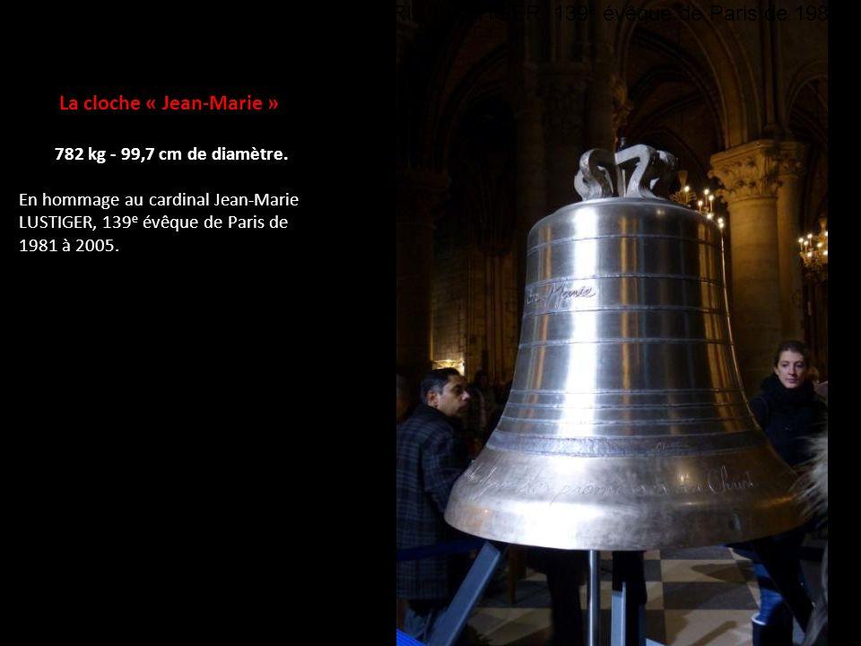 La cloche « Jean-Marie »