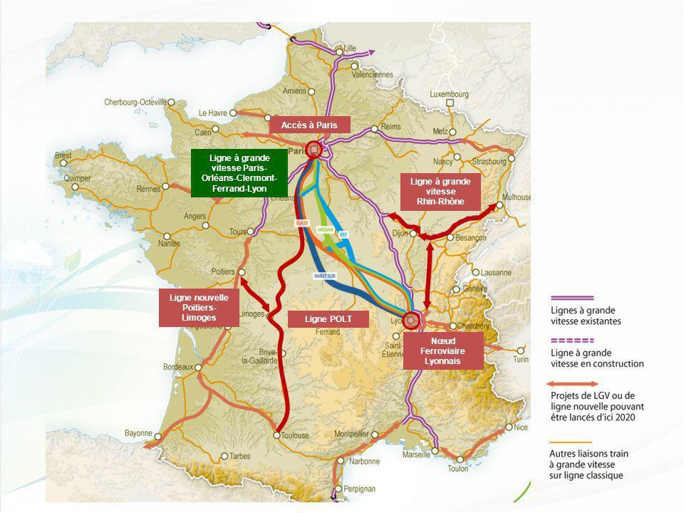 Ligne à grande vitesse Paris-Orléans-Clermont-Ferrand-Lyon