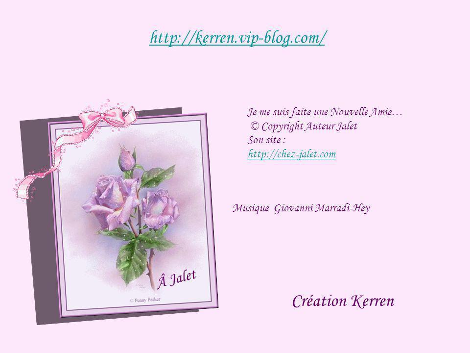 http://kerren.vip-blog.com/ Création Kerren Jalet
