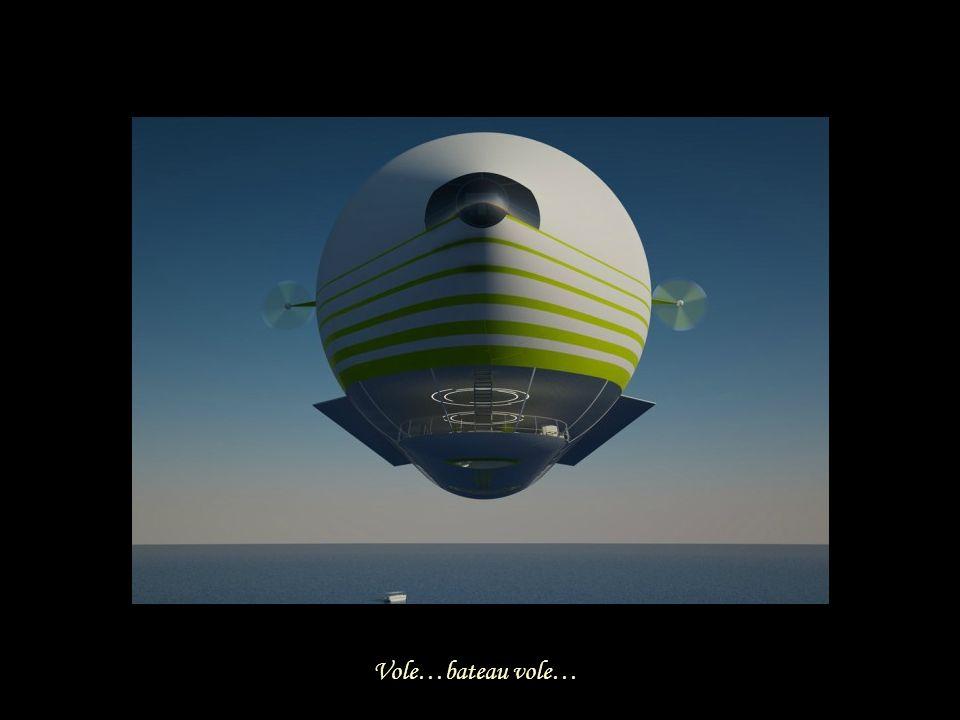 Vole…bateau vole…
