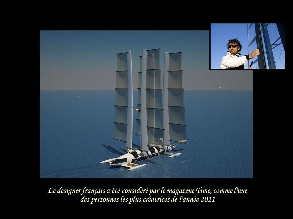 Le designer français a été considéré par le magazine Time, comme l une