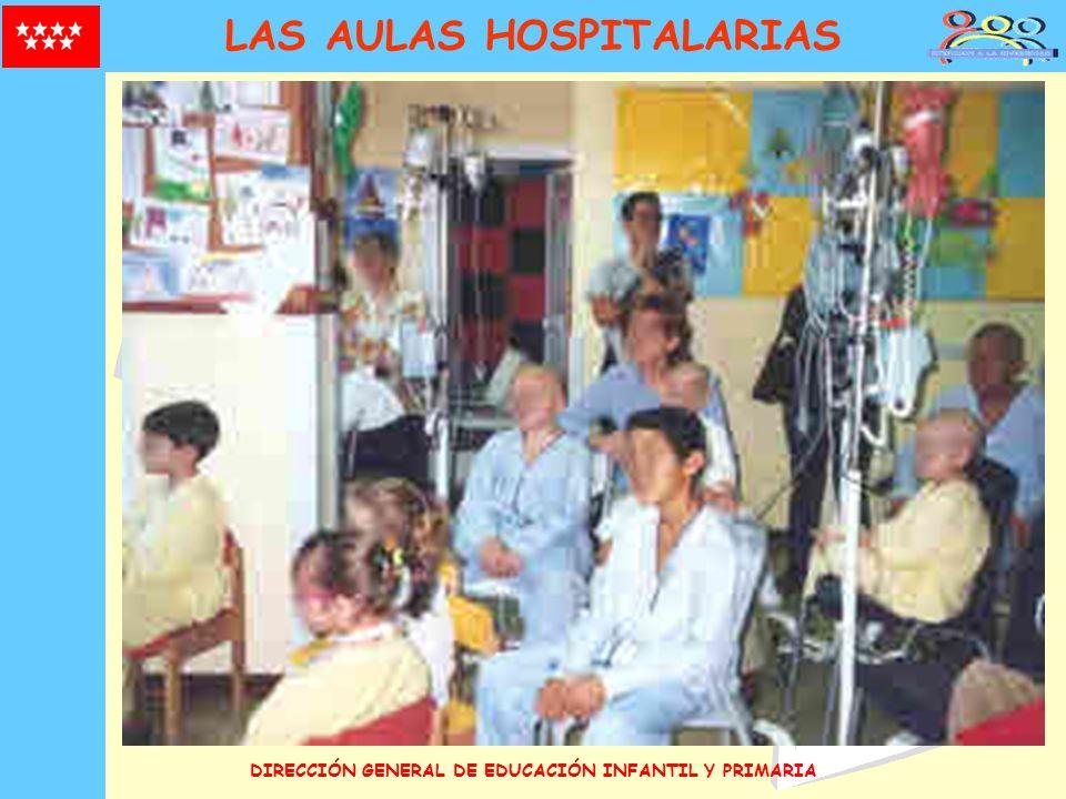 LAS AULAS HOSPITALARIAS