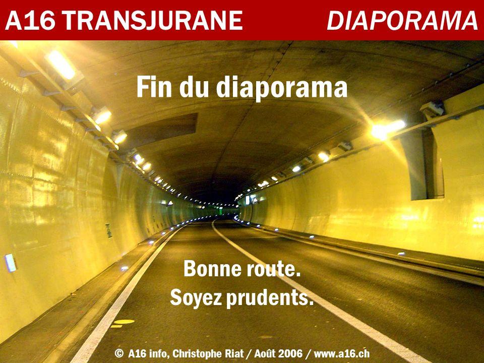 © A16 info, Christophe Riat / Août 2006 / www.a16.ch