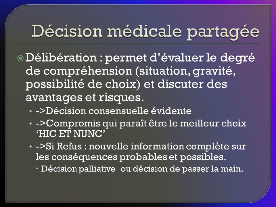 Décision médicale partagée