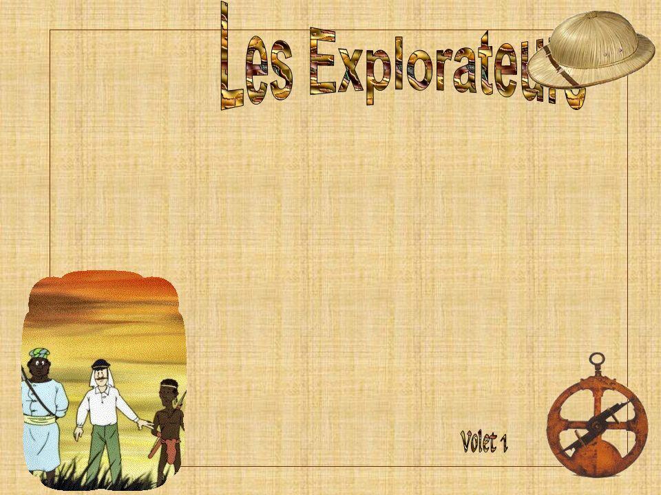 Les Explorateurs Volet 1