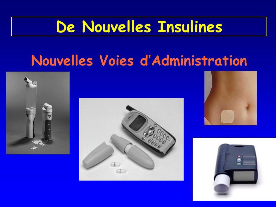 De Nouvelles Insulines