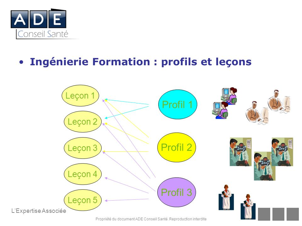 Ingénierie Formation : profils et leçons