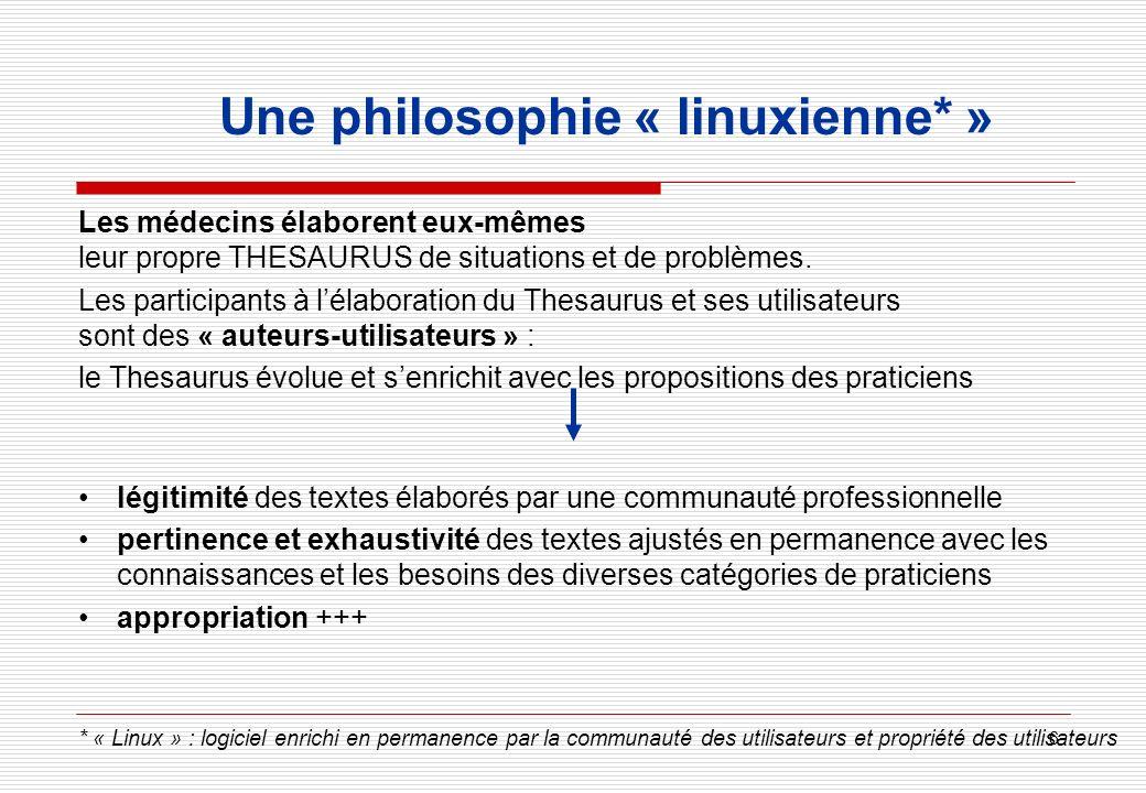 Une philosophie « linuxienne* »