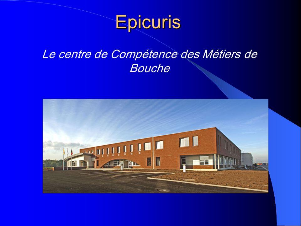 Le centre de Compétence des Métiers de Bouche
