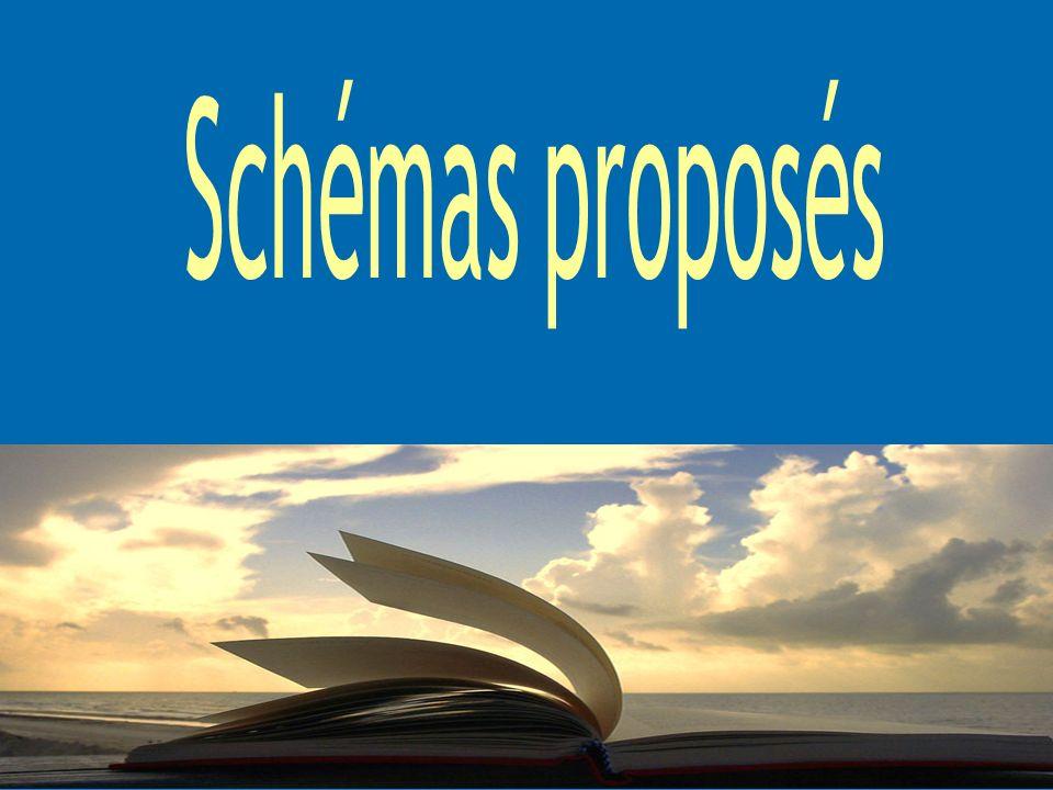 Schémas proposés