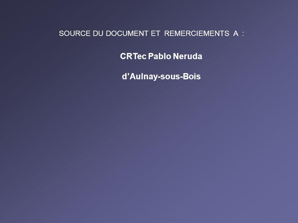 CRTec Pablo Neruda d'Aulnay-sous-Bois