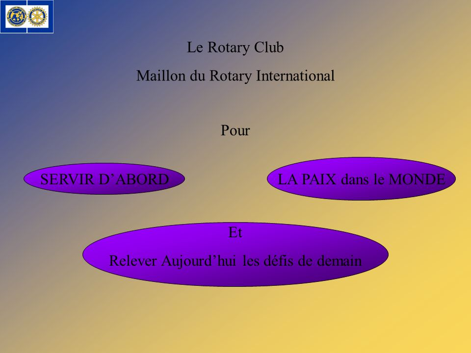 Maillon du Rotary International